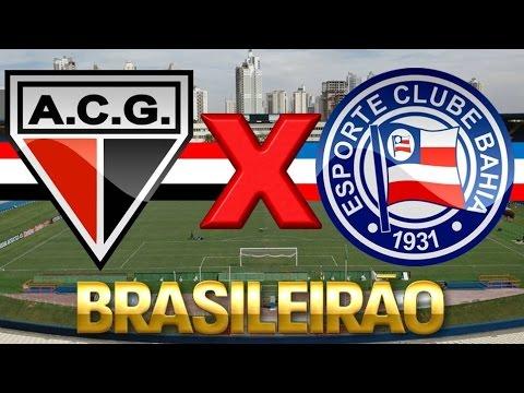 Atlético Goianiense x Bahia - Campeonato Brasileiro Série B 2016  (05/06/2017) [PES 2017] - YouTube