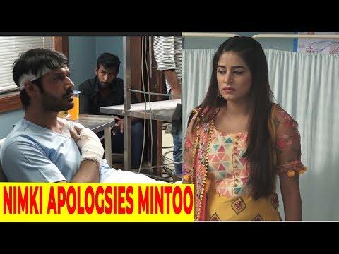 Nimki Vidhayak: Nimki Apologsies Mintoo
