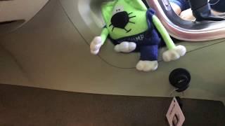 видео Механический замок капота Mul-T-Lock Hood-Lock Classic