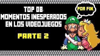 Top 08: Momentos Inesperados e Impactantes en los Videojuegos [Parte 2] - Pepe el Mago