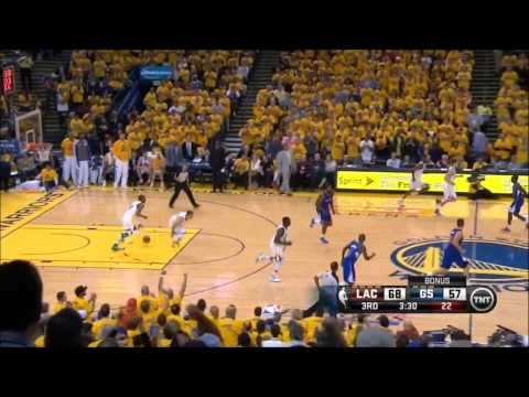 Warriors 2014 Playoffs: R1G3 vs. Clippers