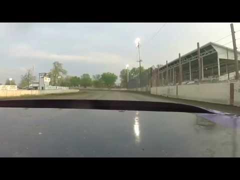 West Liberty Raceway Heat 05-07-16 - 88C