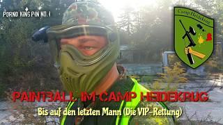 ★ Camp Heidekrug (Die VIP-Rettung│Bis auf den letzten Mann)