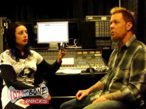 Huey Cam: James Hetfield 12-20-08 Part 3