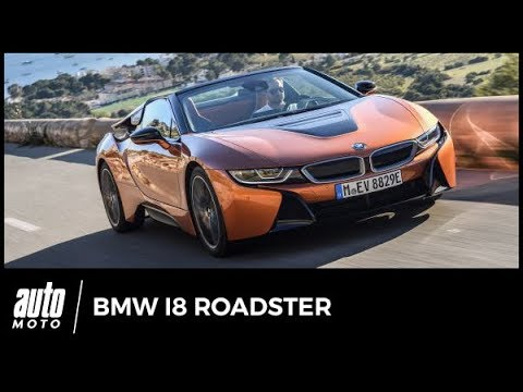 2018 BMW i8 Roadster – Essai : casting pour watt (avis)