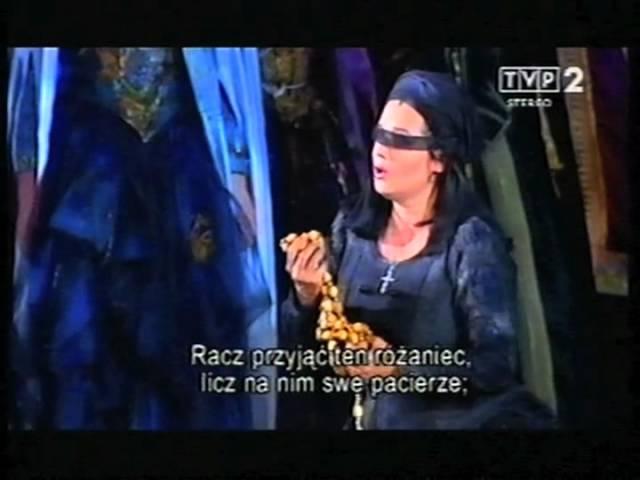 La Gioconda ( Ponchielli) - Aria La Cieca - Voce di donna