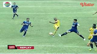 Video Gol Pertandingan Sriwijaya FC vs Arema U21