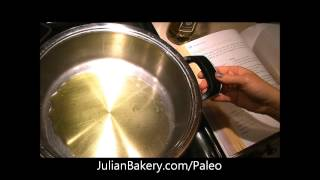 Paleo Spaghetti & Meatballs With Paleo Bread™