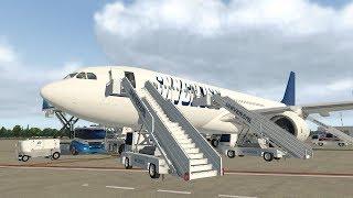 На Камчатку на новеньком A330! (UHWW-UHPP)