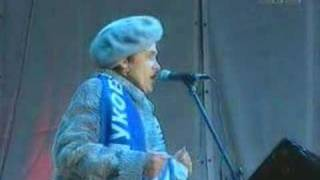 Бенефис Людмилы Янукович (2004, Донецкий Майдан)(рофл., 2008-02-10T16:04:26.000Z)