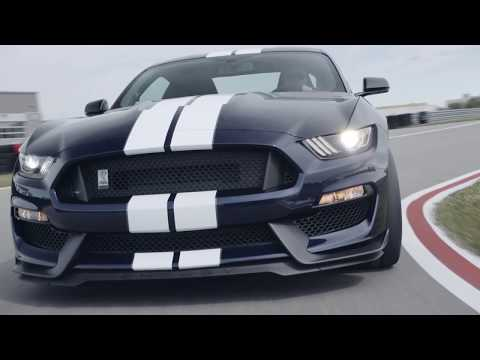WILD POWER: NEW  FORD SHELBY GT