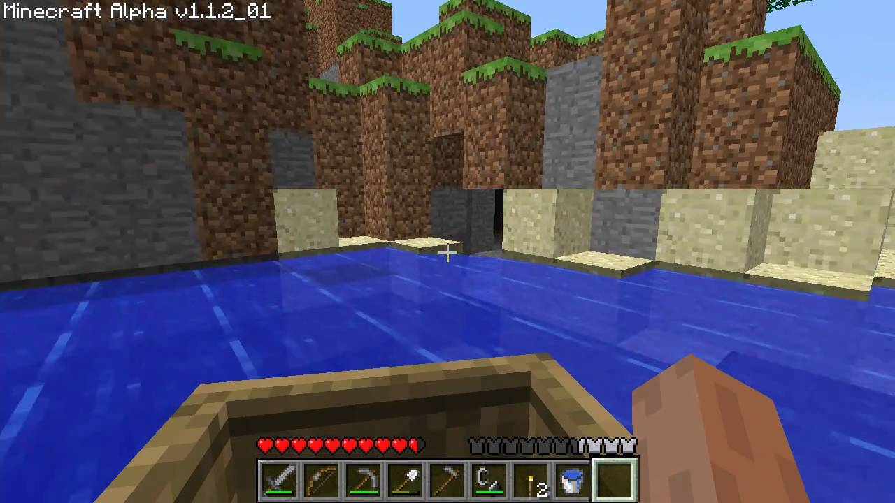 How to make a boat in Minecraft 44