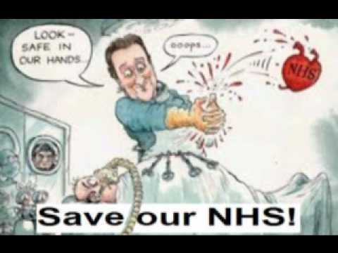 NHS Personal Health NOT Private Wealth