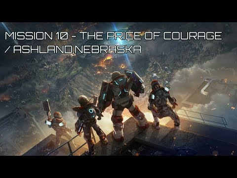 ALIENATION Co-Op Gameplay Mission 10 - The Price of Courage / Ashland,Nebraska