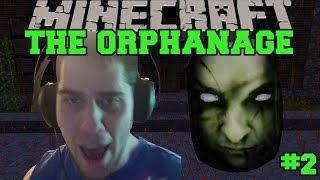 Minecraft: THE ORPHANAGE (EVIL MAP WITH TONS OF BLOOD!) Scary Map [Part 2]