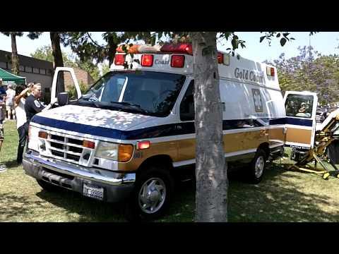 Gold Coast Ambulance (CA)