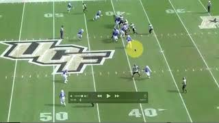 S4E8 Video UCF First 5 Plays Game Film Breakdown