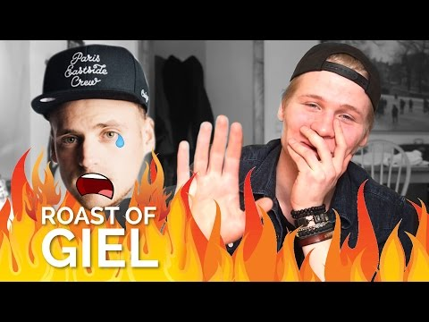 THE ROAST OF GIEL (STUKTV) | Kalvijn