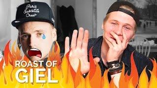 THE ROAST OF GIEL (STUKTV) | Kalvijn