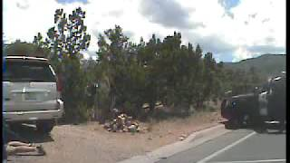 Santa Fe Police Detain Mateo Romero - Officer Mooney Video thumbnail