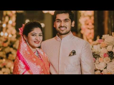 Ruturaj Patil | Marriege Video | Ruturaj Dyp |