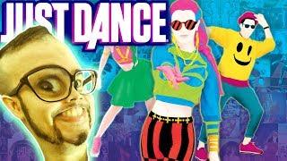 JUST DANCE 2019 Apertura E3 2018 UBISOFT  (Reacción) (El Panda que baila)