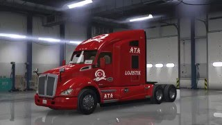 ATA Lojistik-Şamil | American Truck Simulator | Efsane Amerikan Yollarında