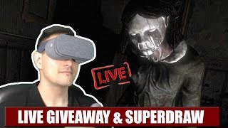 AFFECTED THE MANOR PRESENTS: LIVE GIVEAWAY & SUPERDRAW