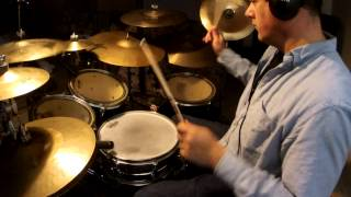 Steve Tocco - I Just Want To Celebrate by Rare Earth (Drum Cover)