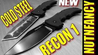 "New Cold Steel Recon 1: ""Statement of Weight"" by Nutnfancy"