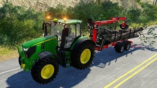 FS19 for Xbox One, PS4 and PC/Mac - Forestry 01
