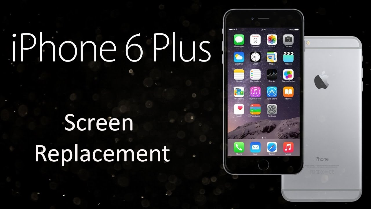 apple iphone screen repair apple iphone 6 plus screen replacement 2741