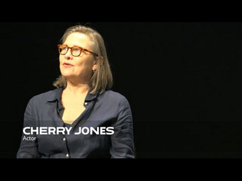 About the Work: Cherry Jones | School of Drama