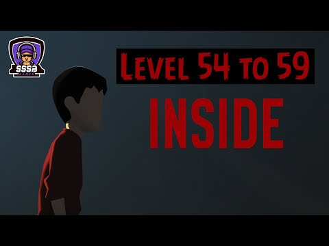🥇 Playdead's INSIDE: Level 54 TO 59 iOS Walkthrough