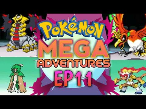 Decidueye, GIRATINA, Infernape, HO OH ! | Pokemon Mega Adventures Randomized EP11 In HIndi