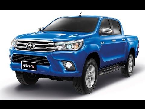 The New Toyota Hilux Revo  ( มาเเล้ว Hilux Revo ใหม่ล่าสุดจาก Toyota )