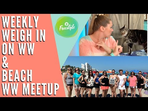 weigh-in-on-ww-freestyle-&-intermittent-fasting-|-ww-meet-up-at-the-beach