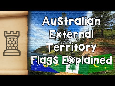 Australian External Territory Flags Explained