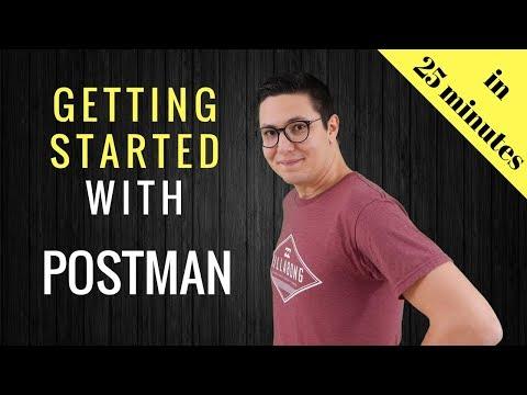 Postman API Tutorial For Beginners