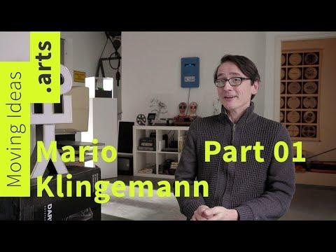 Moving Ideas.arts - Mario Klingemann - Part 01 of 03 [EN]