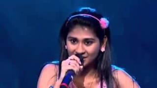 Indian Idol Junior 2015   Nithyashree Best Performance Nannare nannare  16th Auguest 2015