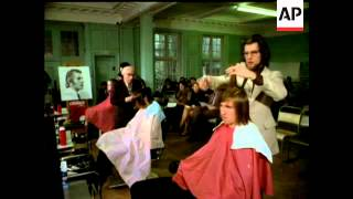 SCHOOLBOY HAIRCUTS - COLOUR - NO SOUND