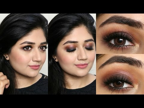 Smokey Eye Makeup Tutorial | corallista