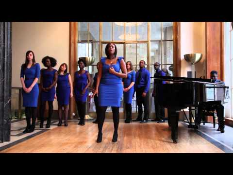 CK Gospel Choir - Kissing You - The Wedding Sessions