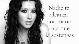 Christina Aguilera- The Voice Within (Traducida al Español) HD
