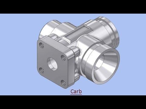 Carb (Video Tutorial) Autodesk Inventor