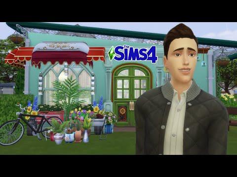 โอปป้าเปิดร้านขายดอกไม้ l Sims 4 The Series #1
