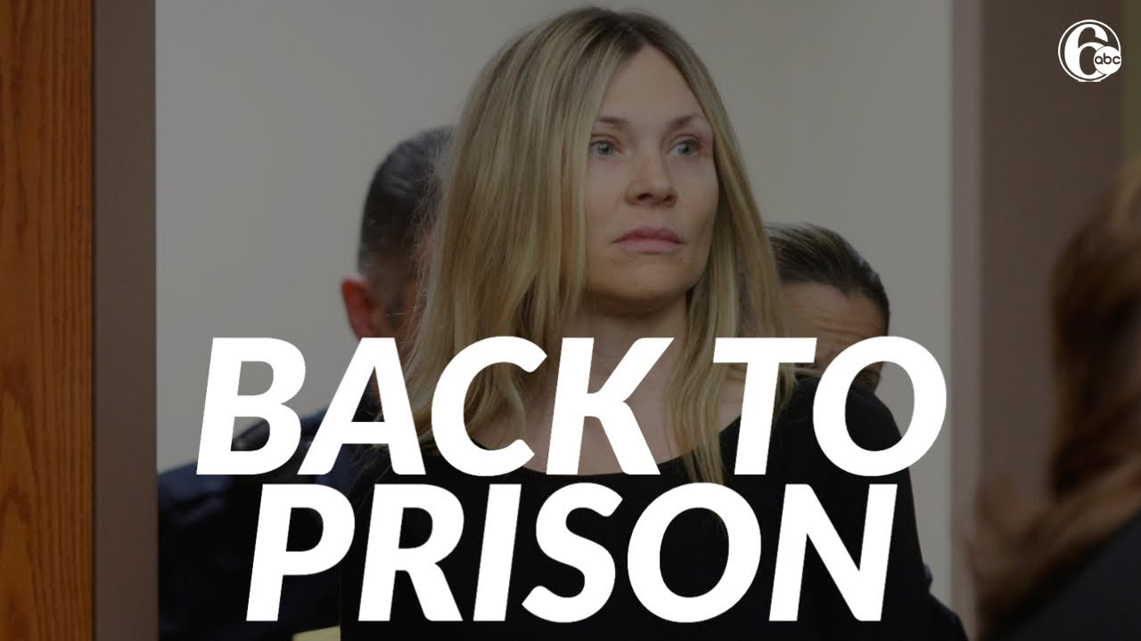 'Melrose Place' actress Amy Locane resentenced to 8 years in ...