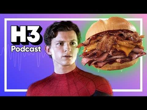 Arby's Taste Test Nightmare & Spider-Man Fired From MCU - H3 Podcast #137