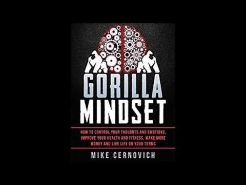 Mike Cernovich - Gorilla Mindset Audio Book